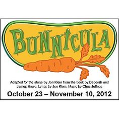 Bunnicula at A. D. Players Houston, TX #Kids #Events