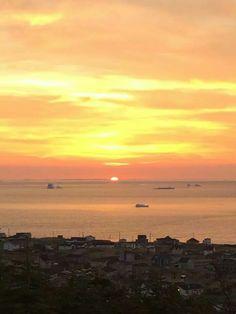 Bonavista, NL.  Sunset and iceberg.