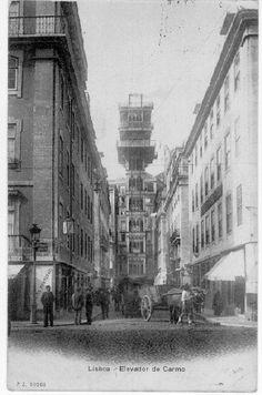 Elevador de Santa Justa (1904)