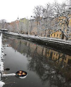 Uppsala, Advent, Sweden, Instagram Posts