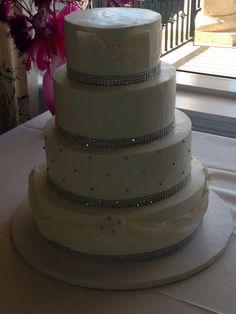 Ariannas sweet 16 cake. Delicious.
