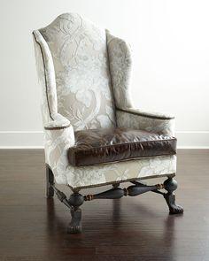 lexington fieldale lodge bradbury wing chair furniture pinterest livings wings and bradbury