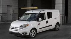 Ram ProMaster City - van and wagon
