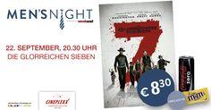 Cineplexx Men's Night powered by Weekend Magazin #News #Gewinnspiele
