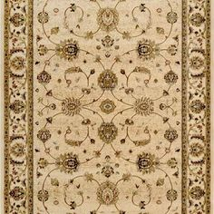 Home Dynamix Dynasty Beige 2 ft. 7-1/2 in. x Your Choice Length Finished Roll Runner - 32RN-H1001-150 - The Home Depot