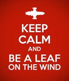 Contribution #2 to the Keep Calm meme.  Long live Firefly!