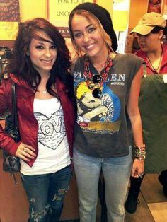Miley Cyrus wearing boho style clothes