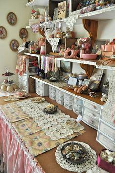 Where Bloggers Create 2014 Faith, Grace, and Crafts