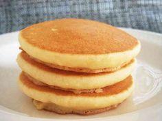 米粉100%ふわふわパンケーキの画像