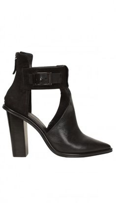 Tibi cutout booties