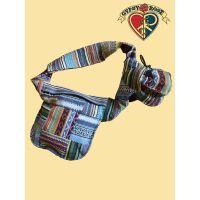 Farmhouse Festival Patchwork Gheri Hiprider Belt Bag