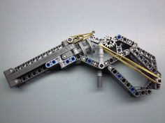 Picture of Working Lego Technic Revolver