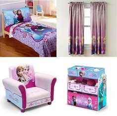 Kids,Toddler Bedroom Furniture 4 Piece Bedding Set