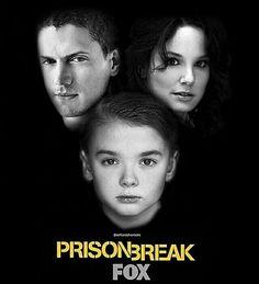 Micheal Scofield (Wentworth Miller), Sarah Tancredi (Sarah Wayne Callies), & MJ