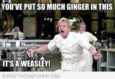 Gordon ramsey lol love the Potter reference