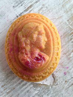 Scrunchie - Wax Cameo, Mango Sorbet, Fruity Pebbles, Cotton Candy Wax Melts, Soy Blend Wax Tarts