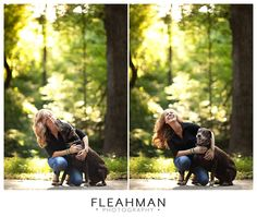 Companion Photography Session, Owner and Dog Photography Dog Photoshoot…