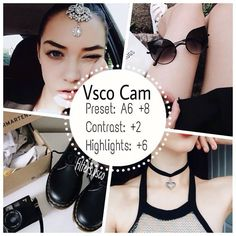 VSCO Cam Filters for your best images Photography Filters, Photography Editing, Photo Editing, Photography Hacks, Foto Instagram, Instagram Feed, Instagram Tips, Vsco A6, Foto Filter