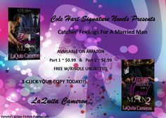"""Catchin' Feelings for A Married Man"" series by LaQuita Cameron Married Man, Promotional Flyers, Flyer Design, Fiction, Novels, Feelings, Fiction Writing, Leaflet Design, Romance Novels"