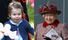 How Princess Charlotte is taking after Queen Elizabeth