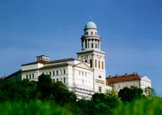 Hungary - County of Györ-Moson_Sopron - Millenary Benedictine Abbey of Pannonhalma and its Natural Environment