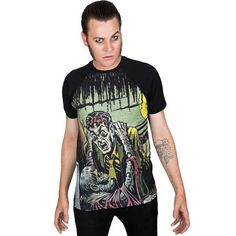 Tales From The Crypt Gravebuster Tshirt