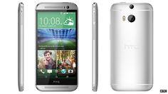 HTC One (M8) smartphone features depth sensor to refocus