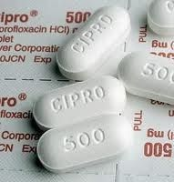 cipro for upper respiratory infection