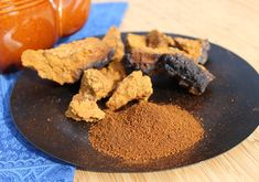 Antioxidants and Other Immune Supporting Myconutrients    Chaga is known to have one of the highest amounts of enzymatic and non-enzymatic antioxidants of any plant-based food or herb (*), a substantially dense array of which are concentrated into its black and rusty colored pigmentation.