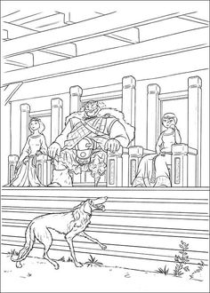 Find The Winter Coloring Page Is A From BookLet Your