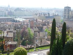 Rooftops Vieux Lyon