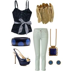 Untitled #160, created by achristie on Polyvore
