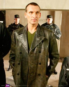 Doctor Who Ninth Doctor Dalek - remember to look for used kids jacket so Vince can be the 9th doctor for halloween