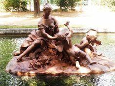 Fuente del Abanico - La Granja