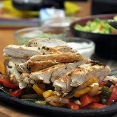 Hard Rock Cafe Chicken Fajita. Yum Yum.