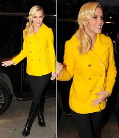 Jenny McCarthy Brings a Ray Of Sunshine in Chicago
