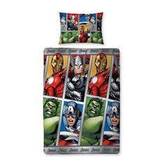 NUEVA FUNDA NORDICA de 135 x 200 cn. de LOS VENGADORES de Marvel