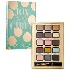 Too Faced - Joy To The Girls | Sephora México
