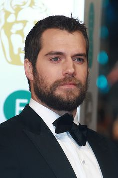 Henry at BAFTA. Feb. 8, 2015