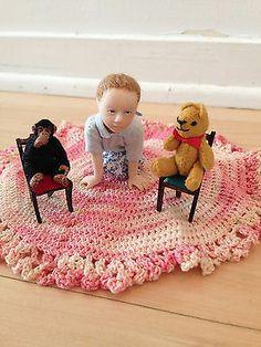 Catherine Muniere OOAK miniature artist doll from eBay
