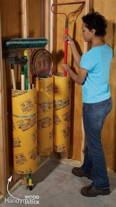 New Garage Organization Ideas- CLICK PIC for Many Garage Storage Ideas. #garage #garageorganization