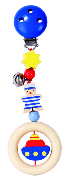 Clip-on toys & dummy chains Teething Toys, Tweety, Free Delivery, Sailor, Clip Art, Boat, Baby Shower, Fictional Characters, Pacifiers