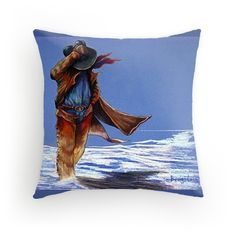 North Wind Blowin' Just Posted!! Continuing to add to my Pillow Collection. Thanks for viewing!