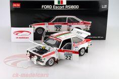 Ford Escort RS1800, RAC Rally 1976, No.22, P.Airkkala / M.Greasley. Sun Star Models, 1/18. Price (2016): 50 EUR.