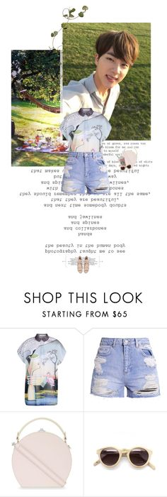 """""""Untitled 3862..."""" by thplacebo ❤ liked on Polyvore featuring Mary Katrantzou and Bertoni"""
