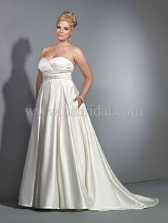 Style SP3358 Bridal Gowns - Wedding Gowns - Plus Size Bridal | Wedding Gowns Full Figure Bras Crinolines