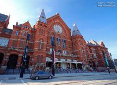 Cincinnati Music Hall - My high school prom was here!