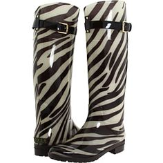 Must have these for my work.  I have to wear muck boots for inspections, but I can still be super-cute while I do it!