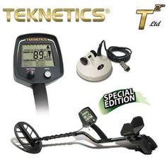 Metaldetector Teknetics T2 LTD-BLK 11''- 5''