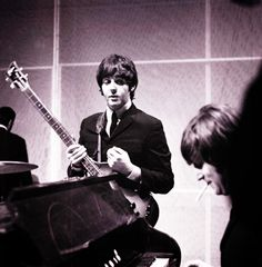 What About The Beatles? Beatles Love, Beatles Photos, All My Loving, I Fall In Love, Pop Rock Bands, Cool Bands, John Lennon Paul Mccartney, Kinds Of Dance, John Paul